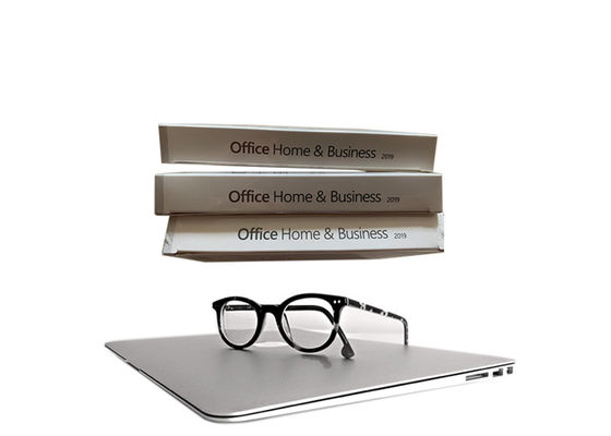 L'original 2019 véritable du bureau HB 100% Microsoft Office 2019 à la maison et les affaires activent
